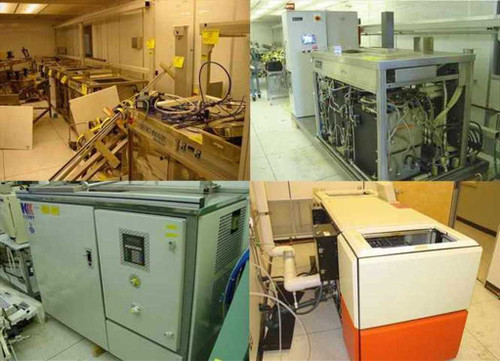 Kerry Alcor Branson Forward NEY Solvent-Ultrasonic Cleaning Equipment   Lot Liquidation Surplus Assets Lot 3 of 5
