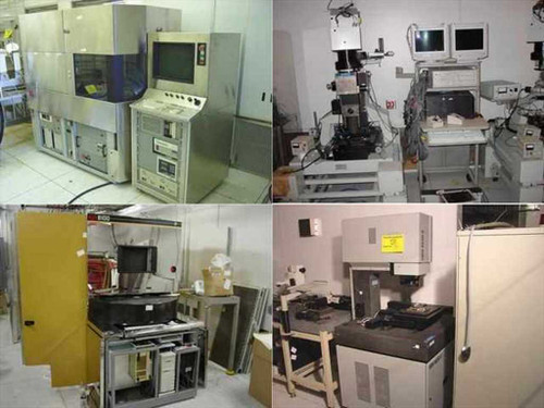 KLA IVS Sloan McBain Zygo View Electroglas Semiconductor Inspection Equipment   Lot Liquidation Surplus Assets Lot 2 of 5