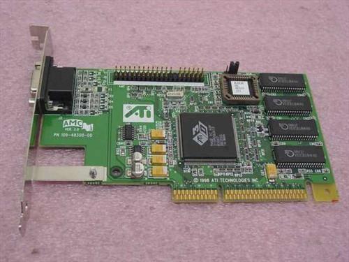 ATI Technologies 109-48300-00  AGP Video Card