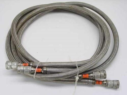 Anaconda D3592-252-P20  CTI Cryo Vacuum Pump Compressor System Lines