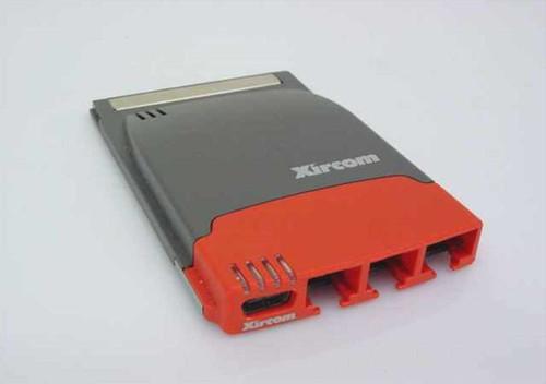 Xircom REM56G-100  RealPort CardBus Ethernet 10-100&Modem 56