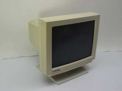 """Tatung MM14SAE  14"""" Greyscale VGA Monitor 15 pin"""
