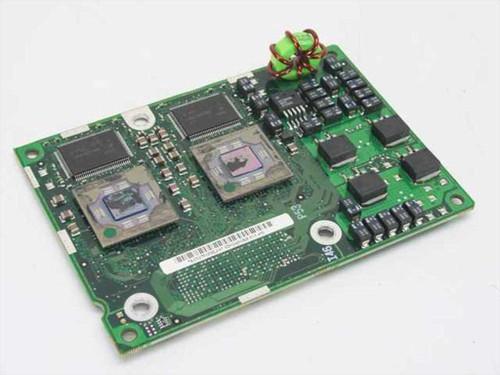 Apple 820-1053-A  PowerMac G4 Dual Processor Card
