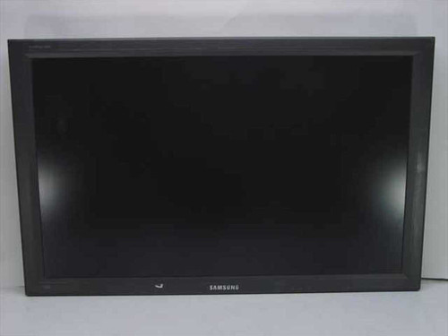 """Samsung CK40PSNB  SyncMaster 403T Silver 40""""LCD Monitor - No Picture"""