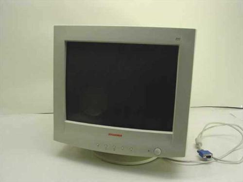 """Sylvania F77  17"""" Multi-Scan Color Monitor"""