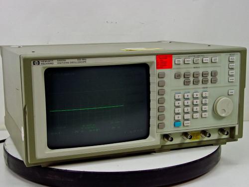 Hewlett Packard 500 MHz 2 Channel Digitizing Oscilloscope (54503A)
