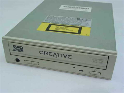 Creative Labs 4x IDE Internal CD-ROM Drive (CR-581-B)