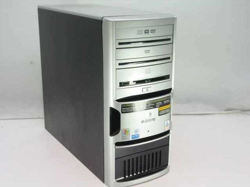 Gateway GT5014  Personal Computer Pentium 4 2.8 Ghz