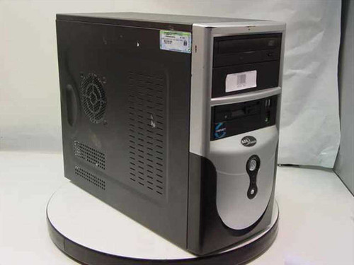 Cisnet C-28  2 GHz 256 MB 40 GB CD Tower Computer