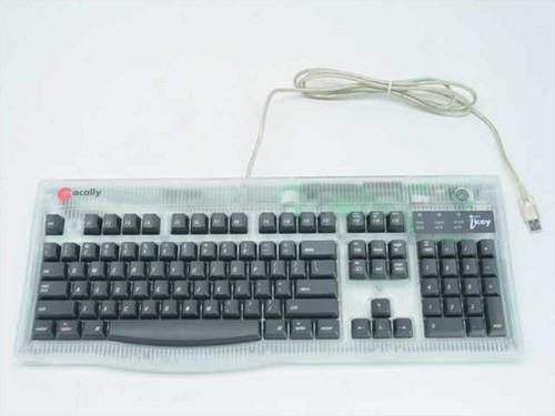 MacAlly iKey4  USB Keyboard MacAlly iKey