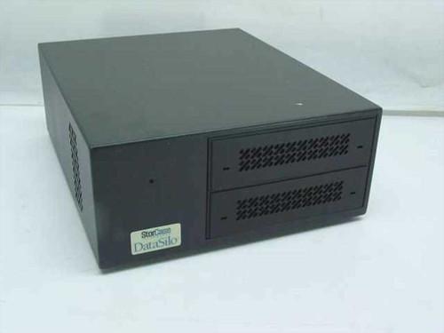 StorCase Technology DS100-S2 MMb  DataSilo Dual SCSI Hard Drive Case