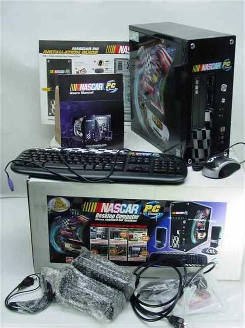 Cisnet NCD-3201  Nascar PC Desktop Computer w/accessories