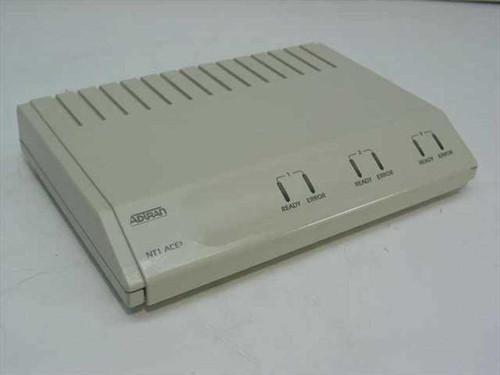 Adtran 1200236L1  Adtran NT1 ACE3 BRI to S/T Converter