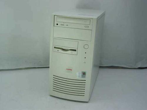 Compaq P867  Deskpro PIII 866MHz Desktop Computer P867/10b/8/64