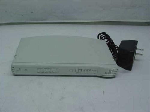 3COM 3C16791  Office Connect 8 Port Dual Speed Switch
