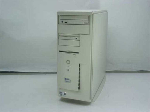 Dell Dimension XPS T450  Pentium III 450 Mhz, 128MB, CD Tower Computer