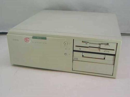 Dell Dimension 4100 DM  Intel 486DX/100 MHz Desktop Computer
