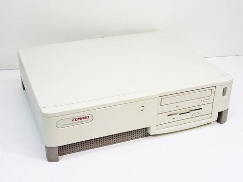 Compaq Presario CDS 724  Series 3500C4 Desktop Computer