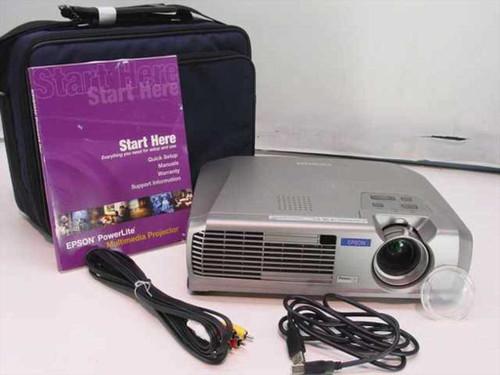 Epson EMP-53  LCD Projector Powerlite 53c 1700 Ansi Lumen