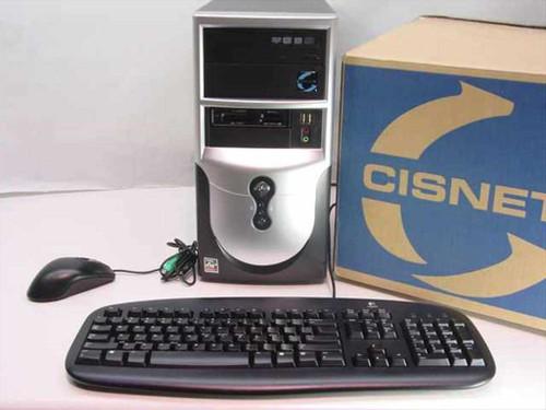 Cisnet CA8305121  Athlon 64MHz 512MB 200GB DVD-RW PC