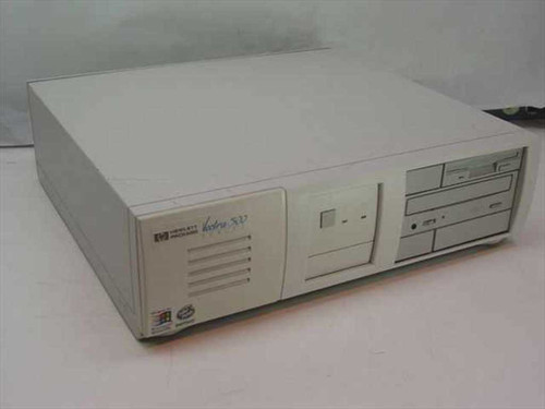 HP D5076A  Vectra VL 5/100 Pentium 100 MHZ 500 Series Computer