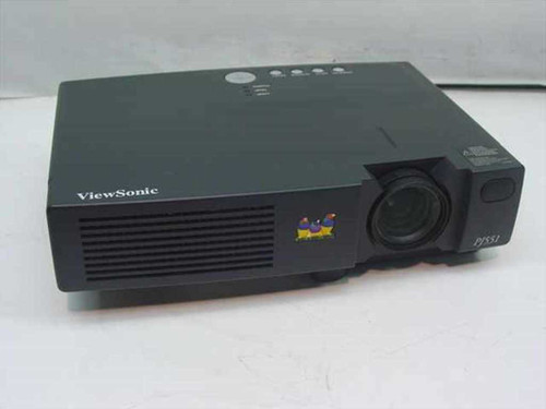 Viewsonic PJ551  1500 Lumen Micro-Portable Projector w/o lamp