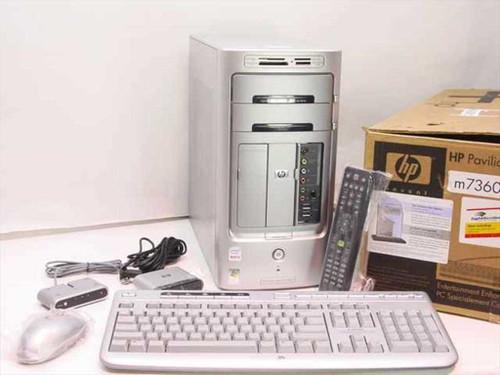HP M7360N  Pent. D 2.8GHz 2GB 300GB DVD-RW Computer