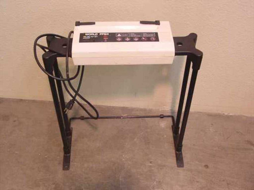 World PPS/4  Paper Shredder with stand