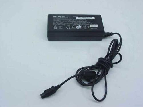 Micron NBP001088  AC Adaptor 18.5VDC 2.45A - GoBook