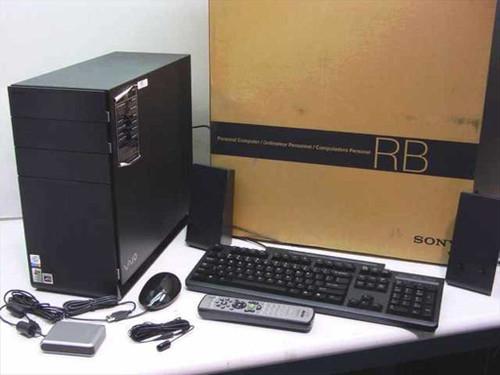 Sony VGC-RB44G  Vaio P4 3.2Ghz 1GB 250GB DVD-RW PC