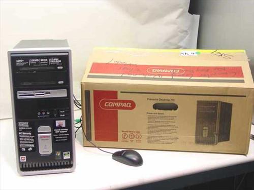 Compaq SR1610NX  Presario 1.8GHz 256 MB 80GB Computer - ED865AA ABA