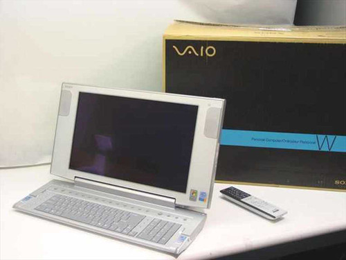 Sony PCV-W700G  Vaio P4 2.8GHz 512MB 200GB All-In-One PC/TV