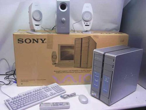 Sony PCV-RZ34G  Vaio P4 2.8GHz 512MB 120GB DVD-RW PC