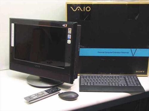 "Sony VGC-V617G  Vaio P4 3.2Ghz 512MB 200GB 17"" LCD Computer"