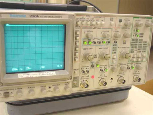 Tektronix 2246A  100 MHz Oscilloscope ~!