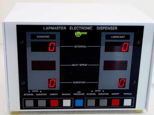 Lapmaster Series 3  Diamond Slurry Dispensing Unit