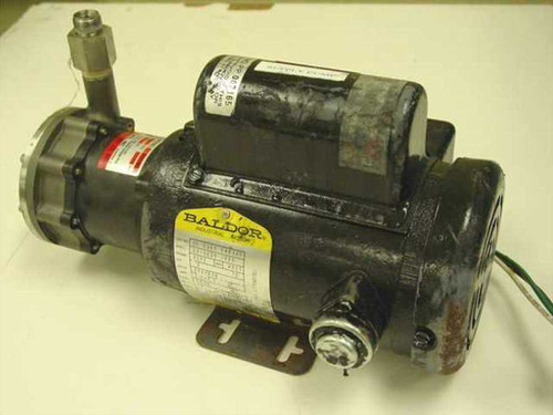 March TE-5S-MD 0150-0120-0100  Series 5 316 Stainless Steel Water Pump ~!~