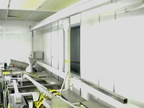 Branson Conveyor  TDR-15 Conveyor - Overhead - 22' x 7'