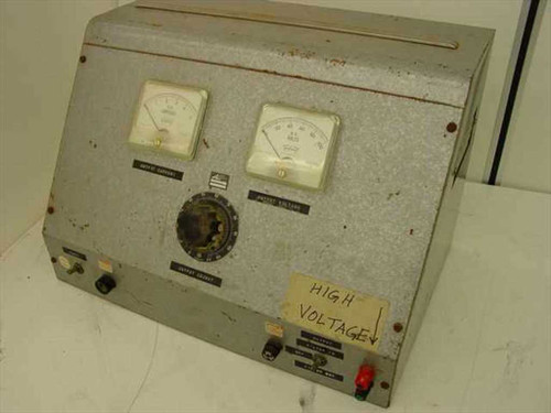 Triplet 0-70 Volt  Variable DC 0-4 amp 0-70 Volt Power Supply ~!