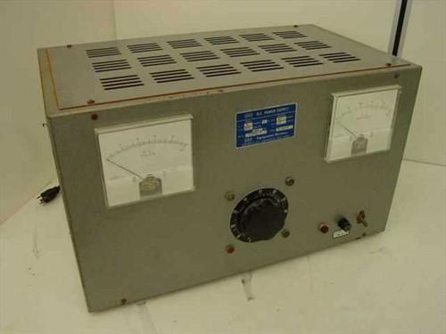 HBS M5012F  Variable DC Power Supply 0-50A 12V w/Variac ~!~