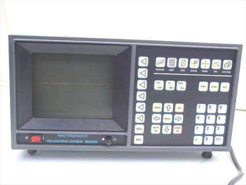Metronics QC3200  Quadra-Chek 3000 Digital Video Readout ~!~