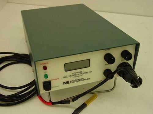Monroe Electronics 244  Isoprobe Electrostatic Voltmeter with Probe
