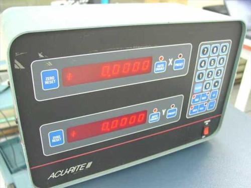 Acu-Rite Acu-rite III  Digital Readout System