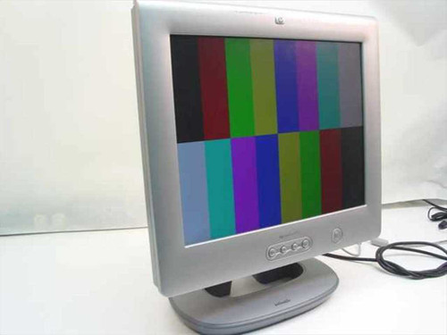 """HP D5064S  17"""" LCD Color Monitor"""