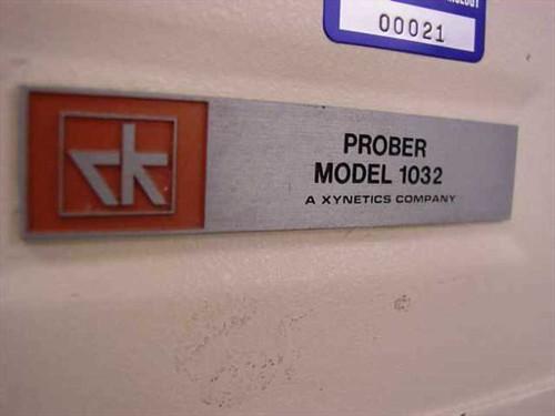 Rucker & Kolls 1032  Electroglas Stepping Wafer Prober w/229-1~!