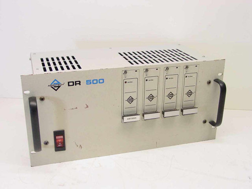 Aerotech DR500R-A-40-0  Drive Rack Controller Chasis 4-Axis ~!