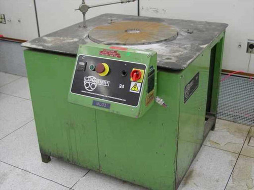 "Lapmaster 24 F  24"" Lapper Polishing Machine"