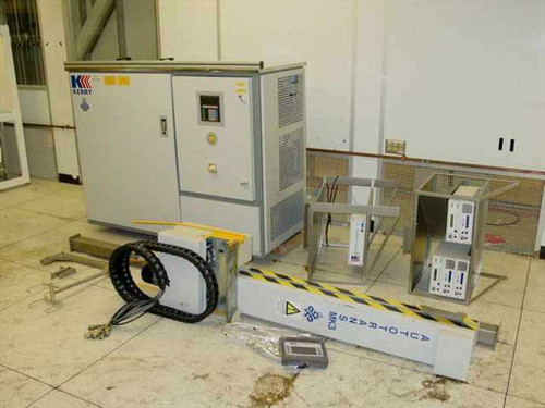 Kerry Ultrasonics M350 USC300  HGA/HSA Ultrasonic Vapor Degreaser Cleaning System