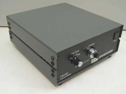 RMC Cryosystems Full-scale Current Buffer CB-200