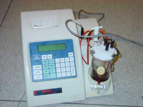 EM Science C3000  AquaStar Titrator